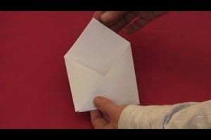 Papiertaschen basteln - Anleitung