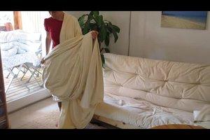Toga selber machen - Anleitung für ein originelles Outfit