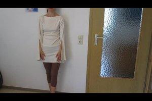 Kleid mit Leggings - so kombinieren Sie richtig
