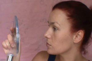 Nase kleiner wirken lassen mit richtigem Make-up