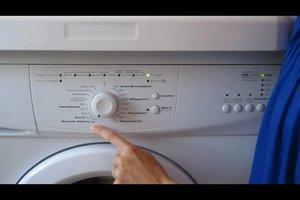 Anleitung - Federkissen waschen