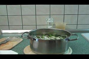 Bohnen sauer einlegen - ein leckeres Rezept