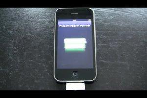 iPhone hat sich aufgehängt - was tun?