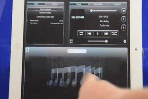 iPad - Coverflow per App nutzen