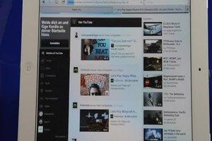 iPad: YouTube geht nicht - was tun?