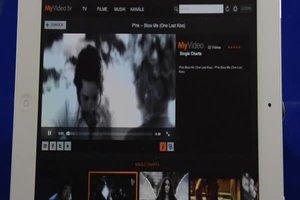 MyVideo auf dem iPad nutzen - so geht's