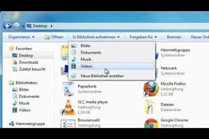Videos suchen bei Windows 7 - so funktioniert's