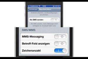 Bei iPhone ist das MMS senden fehlgeschlagen - so überprüfen Sie die möglichen Ursachen