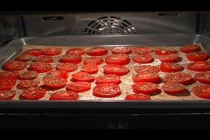 Anleitung - getrocknete Tomaten selber machen
