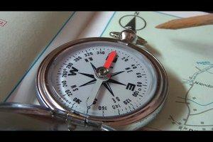 Kompass benutzen - so können Sie sich nicht verlaufen
