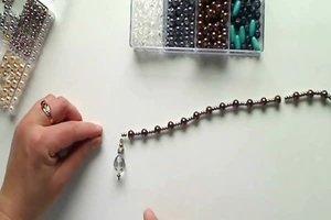 Perlenschmuck selber machen - kreative Ideen