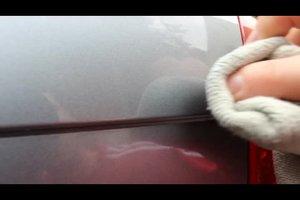 Flugrost am Auto entfernen - so funktioniert´s