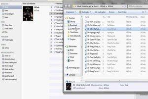 Musik von iTunes auf USB-Stick kopieren - so funktioniert's
