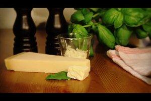 Parmesan lagern - so bleibt er lange haltbar