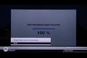 FIFA 12: Kader-Update für PS3 durchführen - so geht's