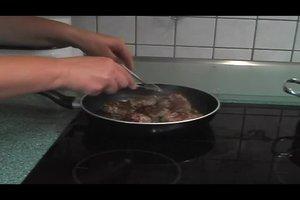 Rezept für Frikadelle auf griechisch - Bifteki