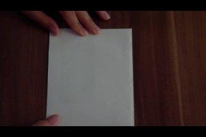 Briefumschlag mit Fenster beschriften - so geht's richtig