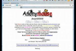 Die IP-Adresse verstecken - so surfen Sie anonym