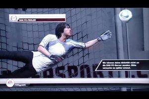 FIFA 12: Torwart - Tipps für die richtige Steuerung
