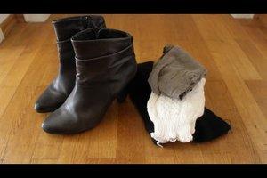 Ankle Boots kombinieren - so geht´s stilvoll