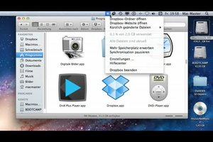 Dropbox deinstallieren auf Mac - so geht's