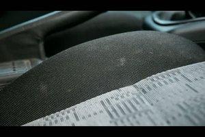 Autositze reinigen mit Hausmittel - so geht´s