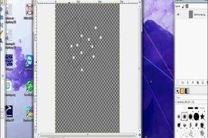 VIDEO: Eine Vektorgrafik bei GIMP erstellen - so klappts