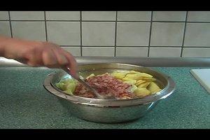 Pfälzer Kartoffelsalat - ein Rezept