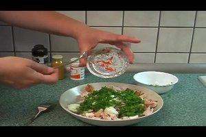 Bastilla - Rezept für das marokkanische Hühnchen