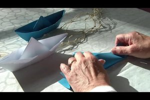Maritime Tischdeko selber kreieren