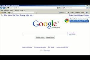 Google Toolbar verschwunden - was tun?