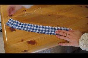 Kräuselband - Anleitung zum Selbermachen