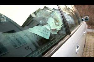 Autoscheiben reinigen - so gelingt´s