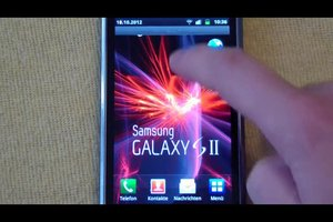 Samsung Galaxy S2: Kippfunktion funktioniert nicht - was tun?