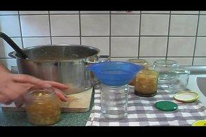 Apfelmarmelade selber machen - so gelingt's