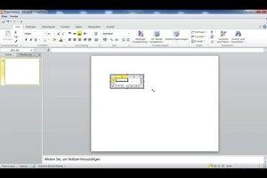 Excel-Datei in Powerpoint einfügen - so geht's