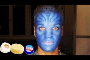 Avatar-Kostüm selber machen