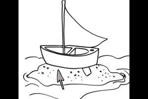 Immer eine Handbreit Wasser unterm Kiel - Erklärung für den Seglergruß