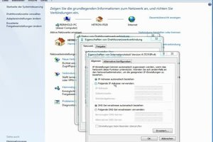 Alice - DNS-Server ändern
