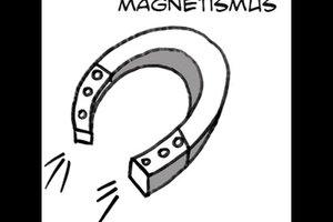 """""""Warum stoßen sich Magnete ab?"""" - Magnetismus kindgerecht erklären"""