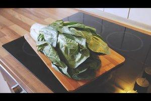 Anleitung - Mangold kochen