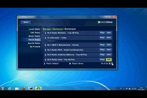 Radio Tuner für Windows 7 Media Center nutzen - so geht's