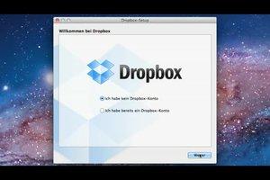 Mit Dropbox arbeiten - so geht's