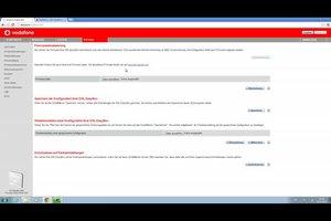 DSL-Easybox 802 - das Firmware-Update klappt so