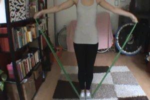 Übungen mit dem Deuserband