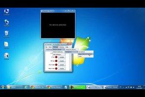 Mit der Webcam in Windows 7 ein Foto machen - so geht's