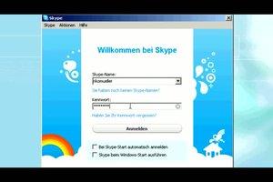 Bei Skype einen Kontakt hinzufügen - so wird´s gemacht