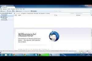 Bei Thunderbird ein T-Online-Konto einrichten - so funktioniert's