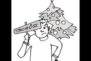 Weihnachten - Konsum boykottieren gelingt Ihnen so