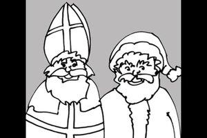 Unterschied zwischen Nikolaus und Weihnachtsmann - eine verständliche Erklärung
